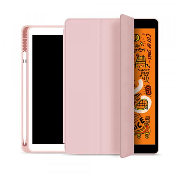 Чехол книжка для iPad 10.2 Coblue Full Cover (pink)