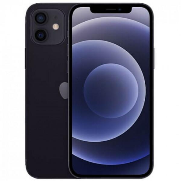 Apple iPhone 12 64GB (Black) (MGJ53) UACRF