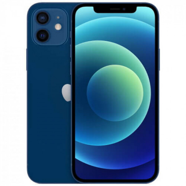 Apple iPhone 12 64GB (Blue) (MGJ83) UACRF