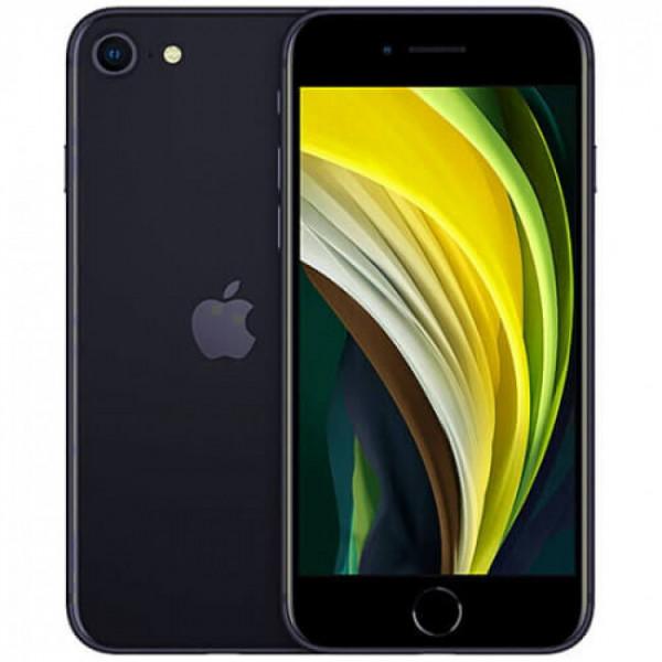 Apple iPhone SE 2020 128GB (Black) (MXD02) UACRF