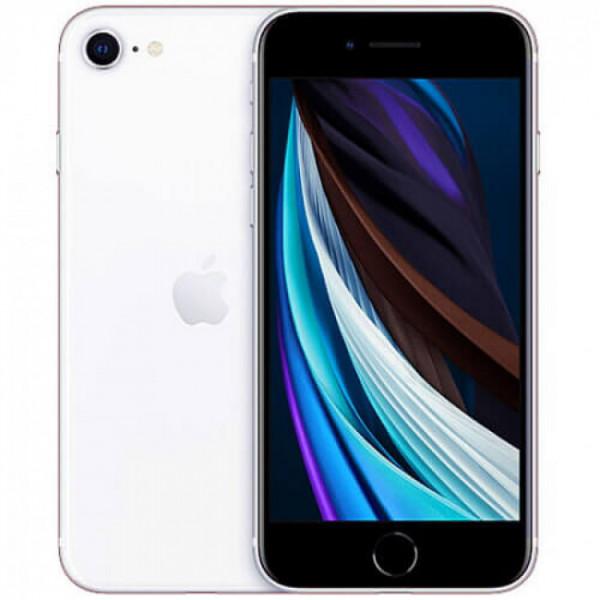 Apple iPhone SE 2020 64GB (White) (MX9T2) UACRF