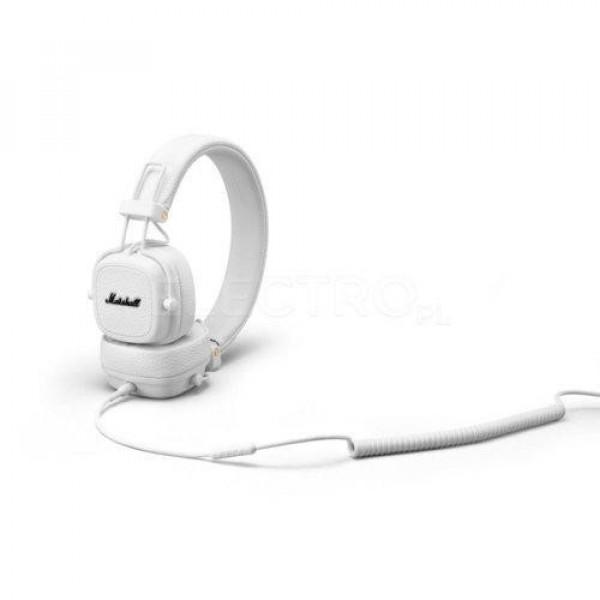 Наушники с микрофоном Marshall Major III White (4092188)