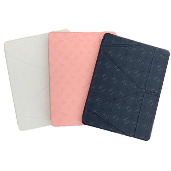Чехол книжка iPad Pro 11 (2020) Origami Case Chanel (White)