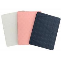 Чехол для iPad Pro 12.9 (2020) Origami Case Chanel (Pink)