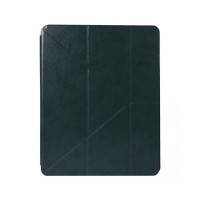Чехол для iPad Pro 12.9 (2020) Jeystone Caasso series (green)