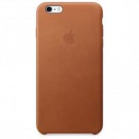 Чехол Накладка  iPhone X/Xs Apple Leather Case (red)