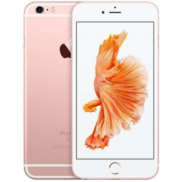 Apple iPhone 6s Plus 128GB Rose Gold (MKUG2) (Used)
