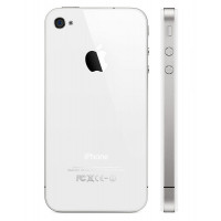 Apple iPhone 4 8GB (White)  (Refurbished) фото 2