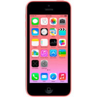 Apple iPhone 5C 32GB (Pink) (Refurbished) фото 2