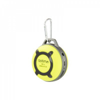 Колонка акустическая Optima Speaker MK-4 Bluetooth (Yellow) фото 2