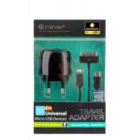 Сетевое зарядное устройство Baseus Speed PPS Quick Charger PDout/USB/30W/5A/QC/PD Black фото 2