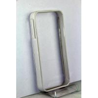 Бампер для iPhone 5/5S SGP Neo Hybrid EX (Белый) (Пластик) фото 2