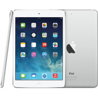 Apple iPad mini with Retina display Wi-Fi 128GB Silver (ME860) фото 2