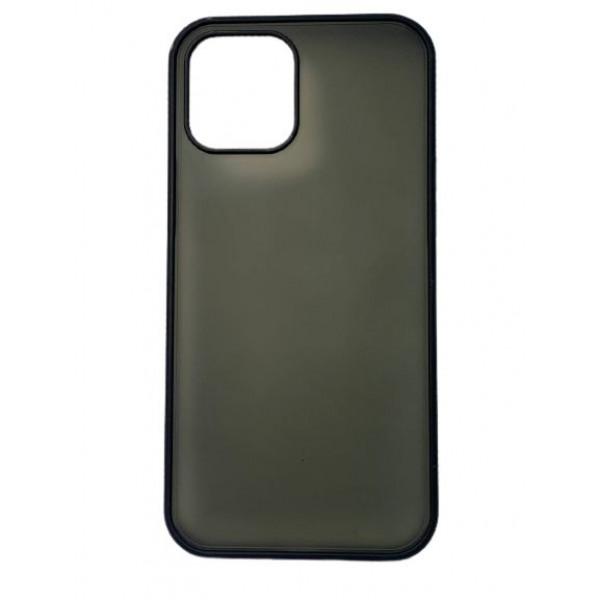 Чехол iPhone 12/12 Pro iPaky Knight Case (Black)