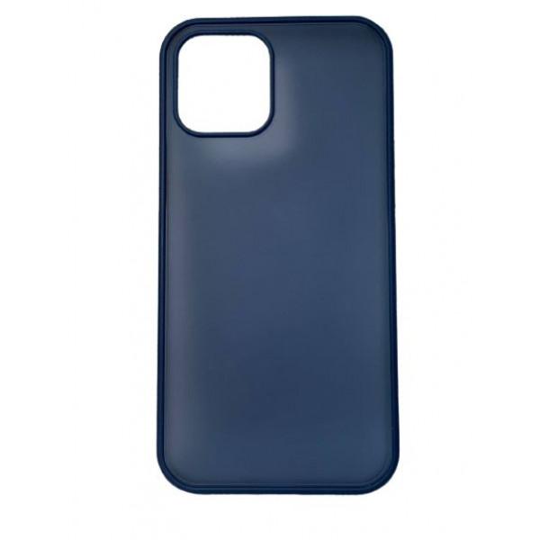Чехол iPhone 12 mini iPaky Knight Series (Blue)