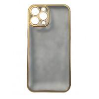 Чехол iPhone 12 Pro Shining Mate Full Camera (Gold)