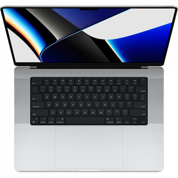 "Apple MacBook Pro M1 Max Chip 16"" 1TB Silver (MK1H3)"