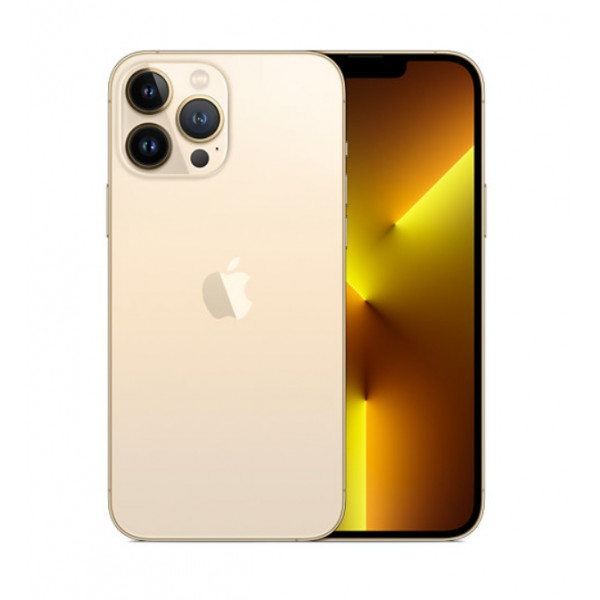Apple iPhone 13 Pro Max 128GB (Gold) (         )