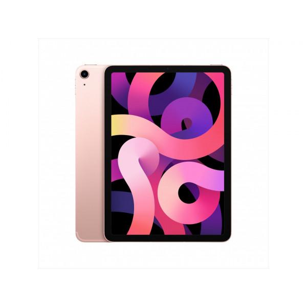 Apple iPad Air 2020 64Gb Wi-Fi Rose Gold (MYFP2RK/A) UACRF