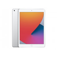"Apple iPad 10.2"" 2020 128Gb Wi-Fi Silver (MYLE2RK/A) UACRF"