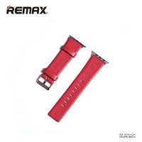 Ремешок для Apple Watch REMAX 42mm (Красный) (Кожа)