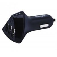 Автомобильное зарядное устройство Remax Alien Series 3USB RCC304  (Черный)