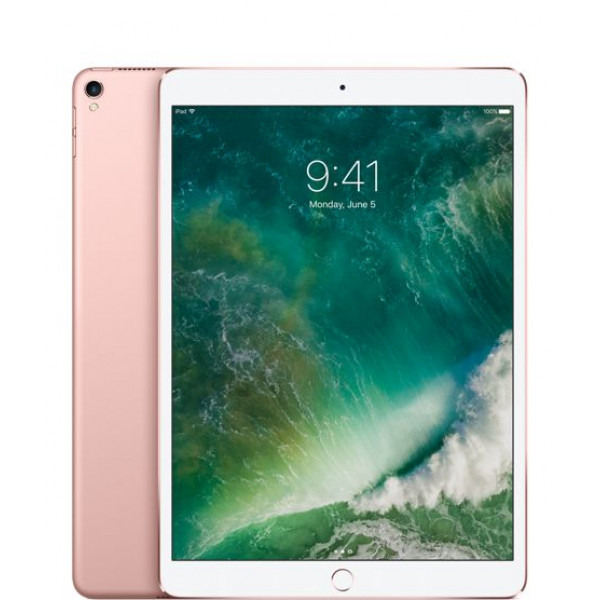 Apple iPad Pro 10.5 Wi-Fi + Cellular 64GB Rose Gold (MQF22)