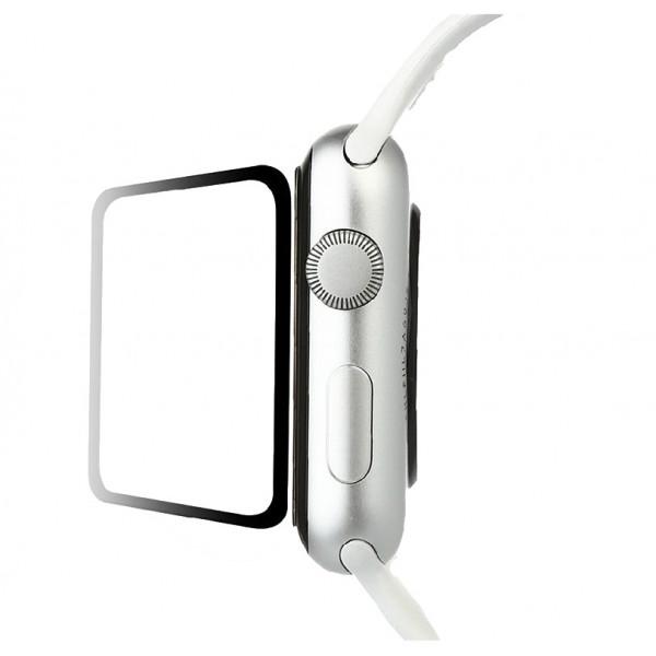 Защитное Стекло Blueo 3D Full AB glue tempered glass for Apple Watch 40mm
