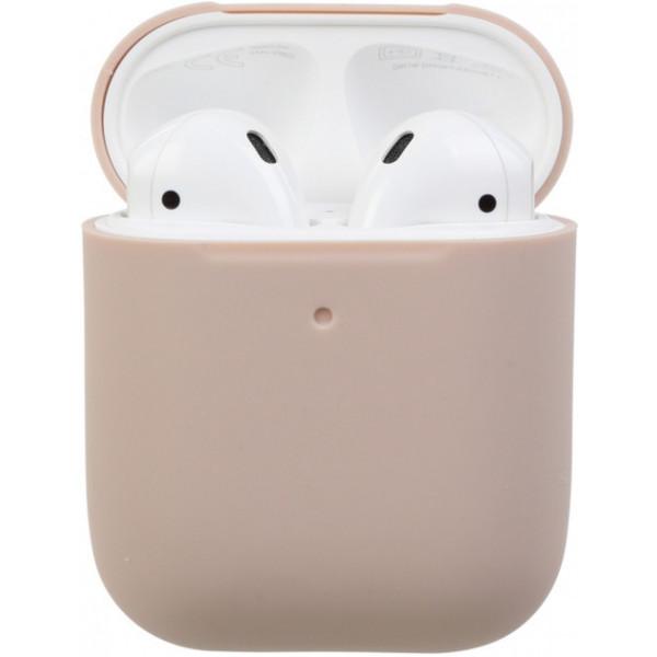 Чехол для AirPods 2 Hang Case  (pink sand)