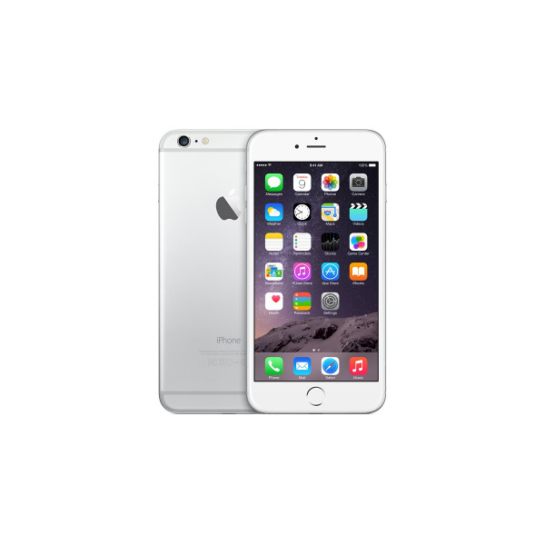 Apple iPhone 6 128GB (Silver) (Used)