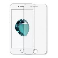 Защитное стекло iPhone 7 3D clear (прозрачное)