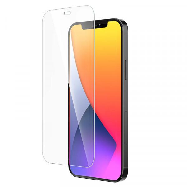 Защитное стекло iPhone 12/12 Pro Blueo 2.5D HD Full Cover Ultra Thin Glass Clear