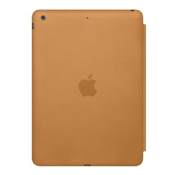 Чехол Книжка для iPad Air Smart Case (Коричневый) (Кожа)