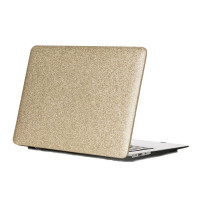 Чехол накладка MacBook Pro 13 (2019) DDC Picture Glitter (gold)