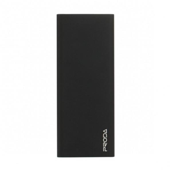 Портативное зарядное устройство PRODA POWER BANK Vanguard PP-V08 (SLIMS) (8000mAh) (Черный)