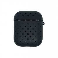 Чехол для AirPods Sport Nike+ case (Black)