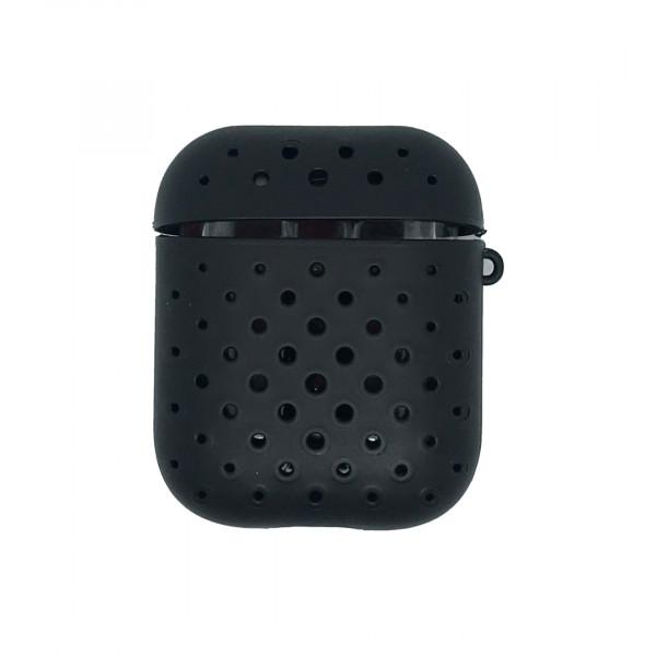Чехол для AirPods Sport Nike+ case (Black)