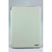 Чехол Книжка для iPad Air WRX (Белый) (Кожа)