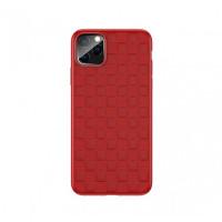 Чехол Накладка для iPhone 11 Pro Usams Gome Series (red)