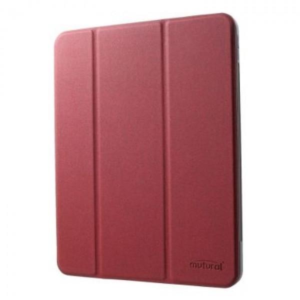 Чехол книжка Mutural  iPad Pro 10.5  (red)