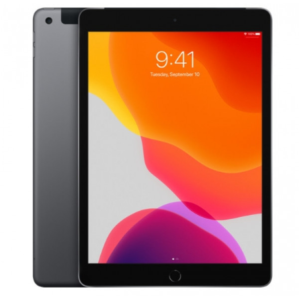 Apple iPad 10.2 Wi-Fi + Cellular 128GB Space Grey (MW702)