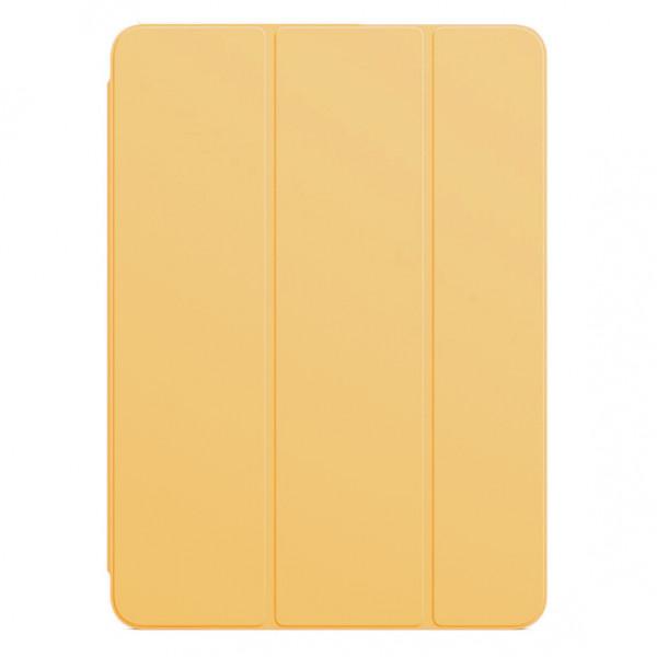 Чехол книжка  iPad Pro 11 Mutural Smart Case Leather  (gold)