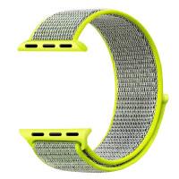 Ремешок для Apple Watch 42mm Nylon Sport Loop Band (Flash)