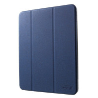 Чехол книжка  iPad Pro 11 Mutural Smart Case Leather  (midnight blue)