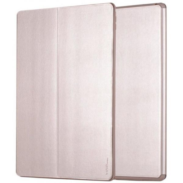 Чехол книжка для iPad (2017) FIB Color (Gold)