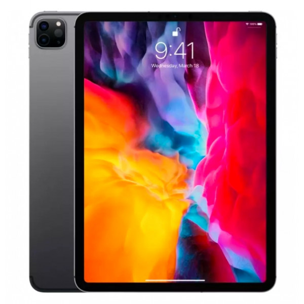 Apple iPad Pro 11 2020 Wi-Fi + Cellular 512GB Space Gray (MXEY2, MXE62)