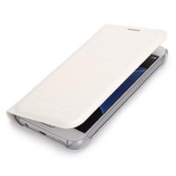 Чехол книжка Original для Samsung S7 White