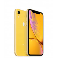 Apple iPhone XR Dual Sim 128GB (Yellow) (MT1E2)