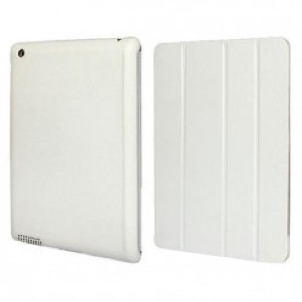 Чехол Книжка для iPad Air2 Smart Case  (Серый) (Силикон)