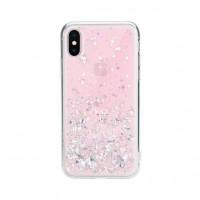 Чехол накладка iPhone Xs Max SwitchEasy Case (pink)